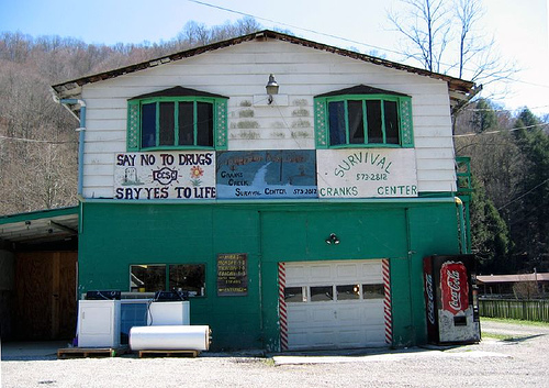 Cranks Creek Survival Center, Harlan County, KY