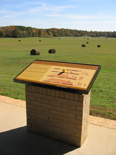 Pharr Mounds along Natchez Trace