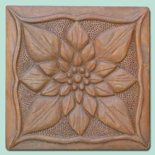 woodcarving poinsettia albert fritsch